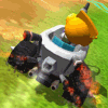 Bomb It Kart Racer - Mario Game