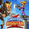 Canyon Shooter 2 - Action Games