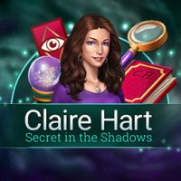 Hidden Object Games Claire Hart: Secret in the Shadows