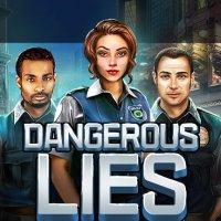 Hidden Object Games Dangerous Lies - Hidden Object Games