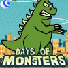 Days of Monsters - School Game