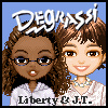 Degrassi Style Dressup - Liberty & J.T. - Games for Girls