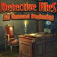 Detective Files Hidden Objects Game