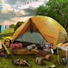Family Camping - Hidden Object Games
