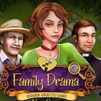 Family Drama - Hidden Object Games