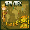 Find the Heroes World - New York - Hidden Object Games