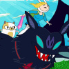 Adventure Time: Fionna Fights - Arcade Games