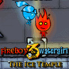 FireBoy and WaterGirl 3: The Ice Temple - Puzzle Games