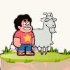 Goat Guardian: Steven Universe