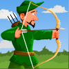 Green Archer 2 - Shooting Games