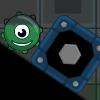 Green Liquid - Puzzle Games
