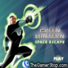 Green Lantern Space Escape - Puzzle Games
