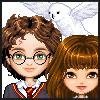 Harry Potter and Friends Dressup - Games for Girls