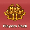 Hide Caesar 2 Players Pack - 2 Player Game