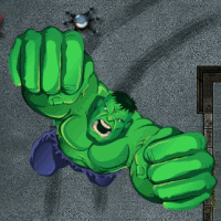 Hulk Central Smashdown - Action Games
