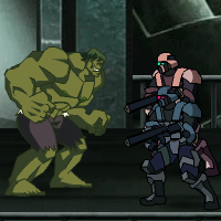 Hulk Vs game
