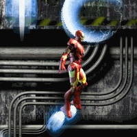 Iron Man 2 - Action Games