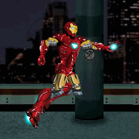 Iron Man 2 Iron Attack - Action Games