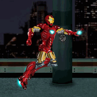 play Iron Man 2 Iron Attack now
