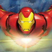 Iron Man Flight Test - Action Games