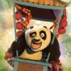 Kung Fu Panda World Fireworks Cart Racing