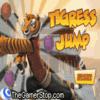 Kung Fu Panda World Tigress Jump - Disney Game