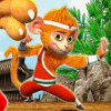 Kung Fu Racer - Action Games