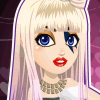 Lady Gaga Barbie - Dress Up Game