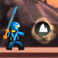 Lego Ninjago: The Final Battle - Ninja Game
