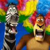 Madagascar 3: Race Across Europe