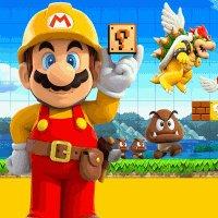 Mario Maker - Arcade Games