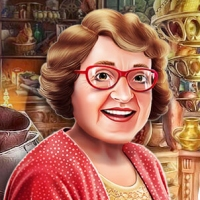 Hidden Object Games Mary's Cookbook