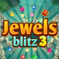 Match 3 Games Jewels Blitz 3 - Puzzle Games