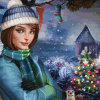 Merry Scary Christmas - Hidden Object Games