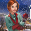 News Anchor Joan: Trapped in a Snowstorm - War Game
