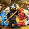 play Ninjago Spinjitzu Snakedown now