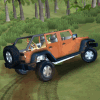 Off Road Velociraptor Safari - Stunt Game