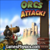 Orcs Attack! - Chain Reaction Game