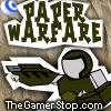 Paper Warfare - Action Games