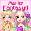 Pink Ice Fantasy Dressup 4 - Dress Up Game