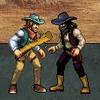 Railroad Rampage - Fighting Games