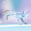 play Robot Unicorn Attack Evolution now