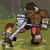 Rogan the Swordmaster - Armor Game