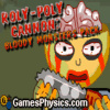 Roly-Poly Cannon: Bloody Monsters Pack - Puzzle Games