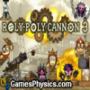 Roly-Poly Cannon 3 - Puzzle Games