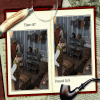 Sherlock Holmes the Silver Earring - Spot The Difference Game