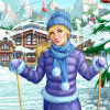 Ski Resort Mogul - Construction Game