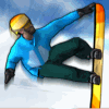 Snowboard King - Stunt Game
