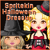 Spritekins Halloween Dressup - Dress Up Game
