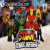 Stark Tower Defense game